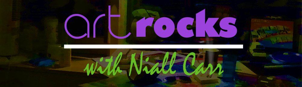 Art Rocks w/ Niall Carr